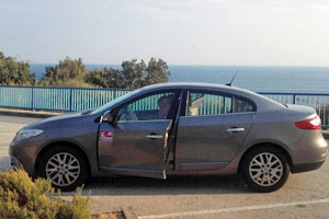 Low cost car rent-a-car at Burgas airport