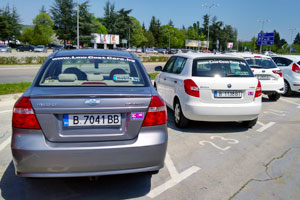Low cost cars for rent Varna airport