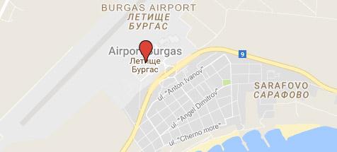Burgas - Airport