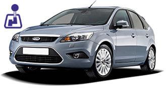 Ford Focus под наем от LowCostCars