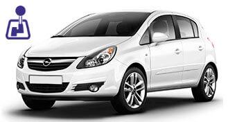 Opel Corsa под наем от LowCostCars