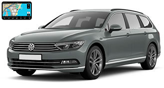VW Passat rental from LowCostCars