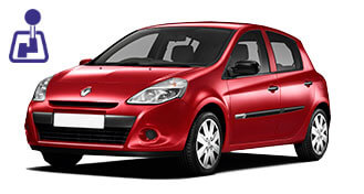 Renault Clio на прокат от LowCostCars