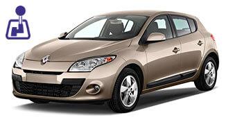 Renault Megane под наем от LowCostCars