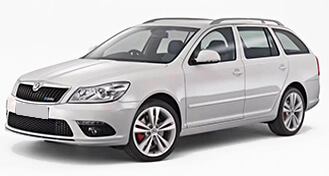 Skoda Octavia rental from LowCostCars