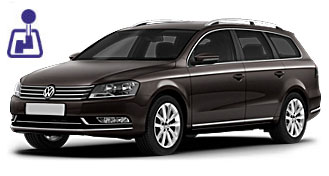 VW Passat Estate Aut